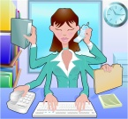 multi handed virtual assistant